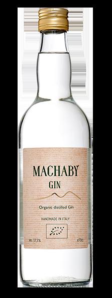 Machaby gin organic